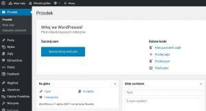 WordPress - ślōnskŏ wersyjŏ